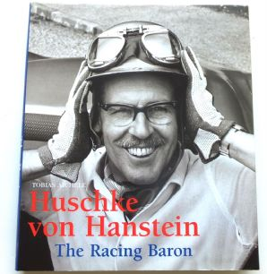 HUSCHKE Von HANSTEIN. The Racing Baron.